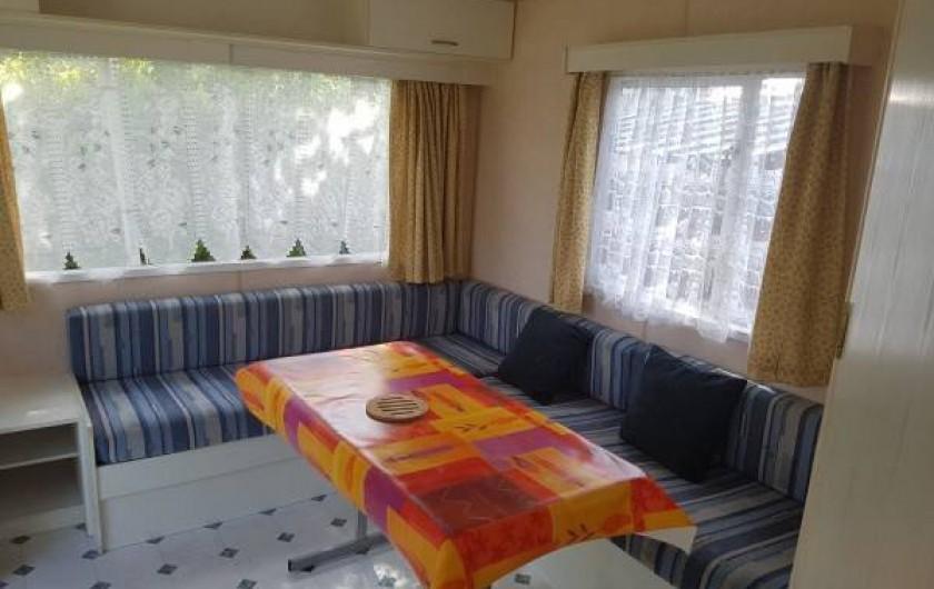 Location de vacances - Bungalow - Mobilhome à Gommegnies