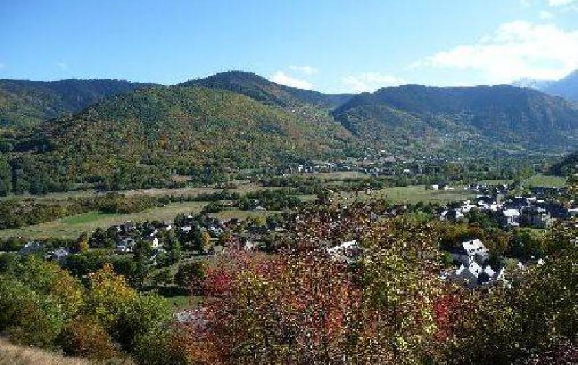 Location de vacances - Chambre d'hôtes à Guchen - Vue du village
