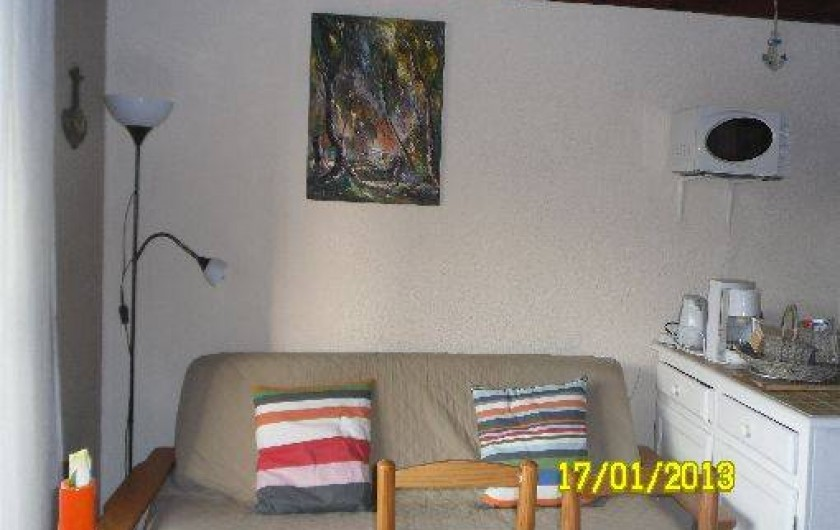 Location de vacances - Studio à Vielle-Saint-Girons