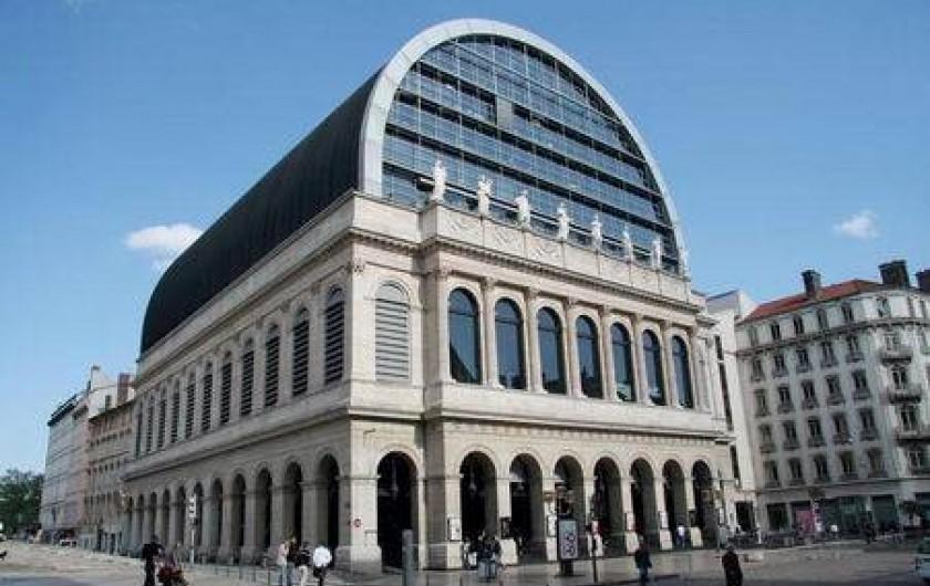Location de vacances - Appartement à Lyon - Opéra 5mn à pieds