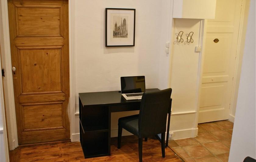 Location de vacances - Appartement à Lyon - Bureau