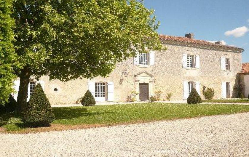 Location de vacances - Maison - Villa à Mareuil