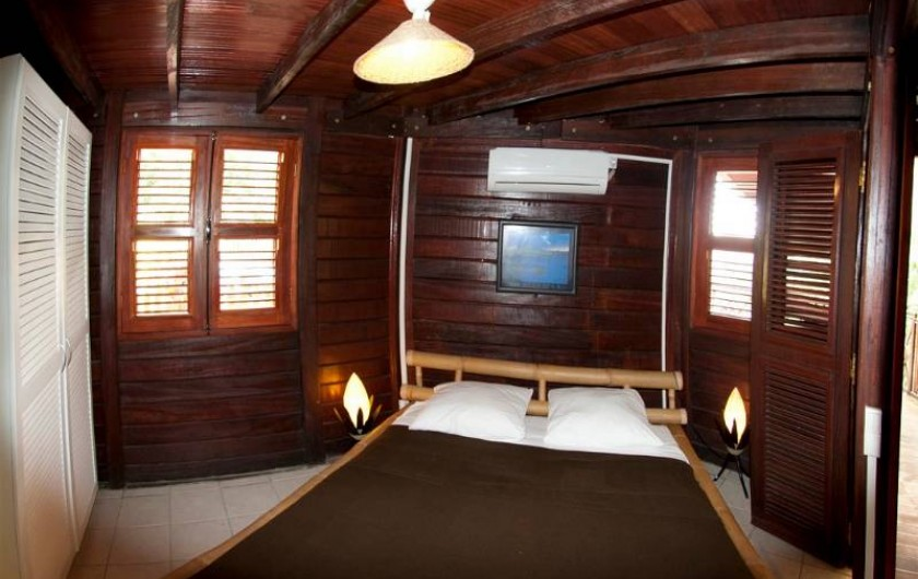 Location de vacances - Bungalow - Mobilhome à Pointe Noire