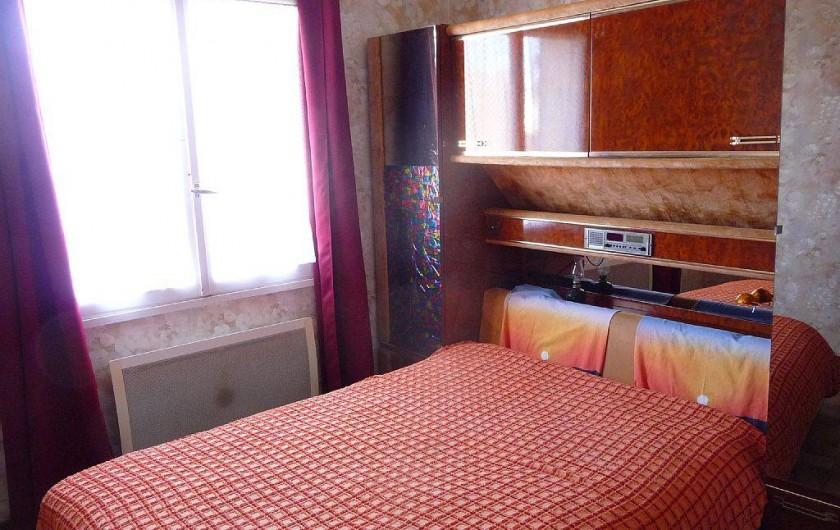 Location de vacances - Villa à Six-Fours-les-Plages - Chambre 3