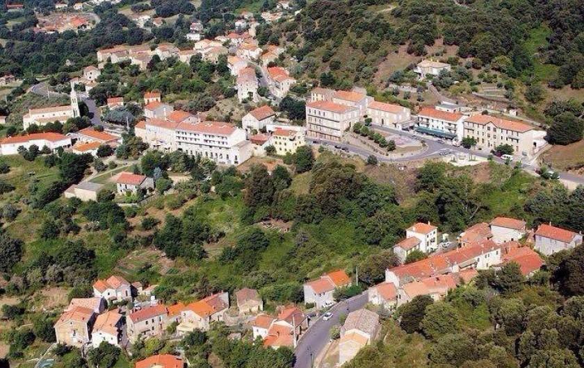 Location de vacances - Gîte à Santa-Maria-Siché