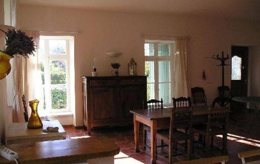 Location de vacances - Appartement à Taulignan