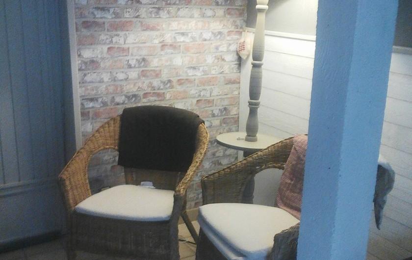 Location de vacances - Appartement à Chastreix - app n°1         )