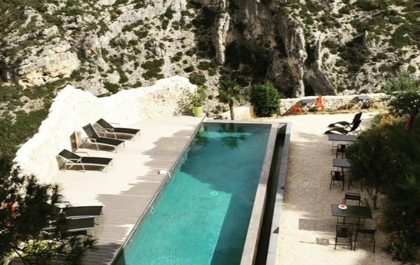 Location de vacances - Chambre d'hôtes à Méthamis - Dolce vita à Méthamis, Vaucluse