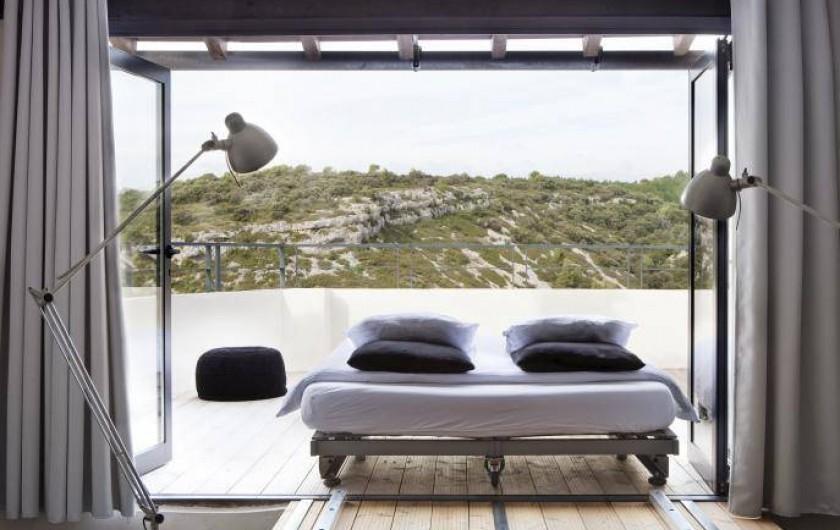 Location de vacances - Chambre d'hôtes à Méthamis - Rêver sous les étoiles !