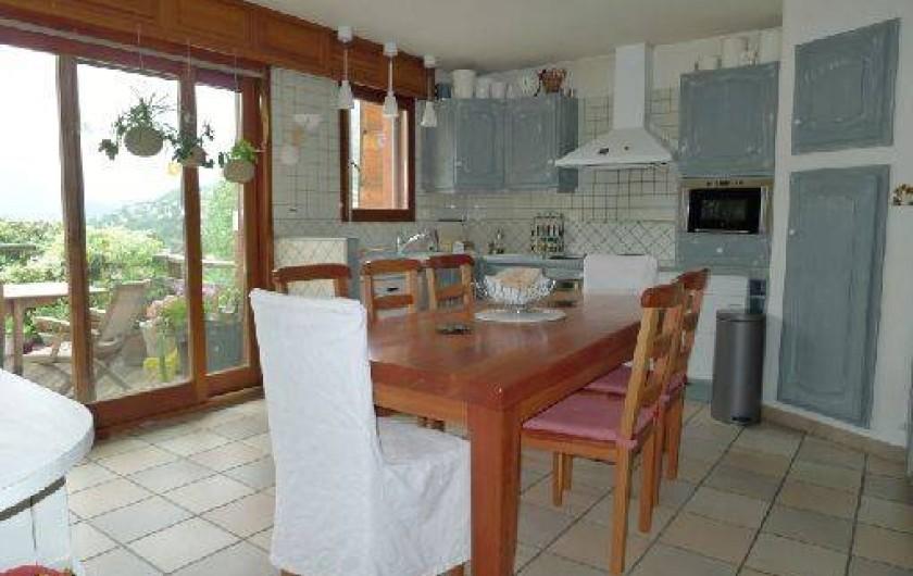 Location de vacances - Maison - Villa à Saint-Chaffrey