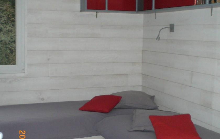 Location de vacances - Villa à Carnac - Chambre à 2 lits