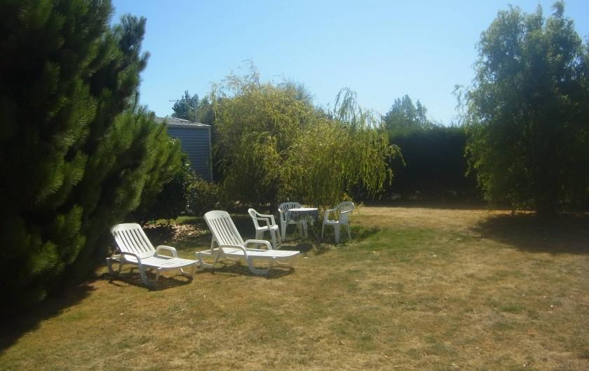 Location de vacances - Bungalow - Mobilhome à Plouhinec