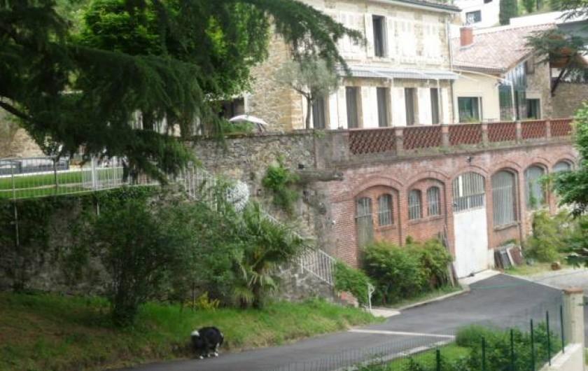 Location de vacances - Gîte à Vienne - propriété,