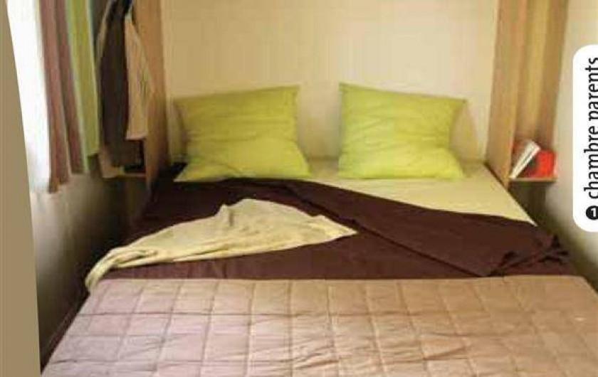 Location de vacances - Camping à Saint-Germain-sur-Ay - TIT - HOME