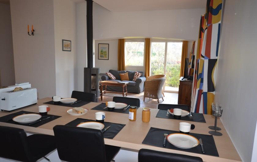 """Location de vacances - Villa à Saint-Raphaël - chambre """"largo"""""""