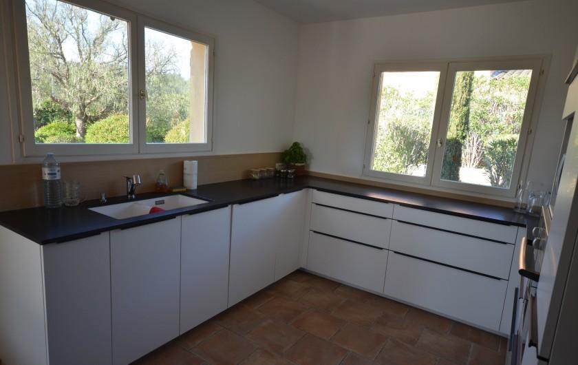 "Location de vacances - Villa à Saint-Raphaël - chambre ""baladins"""