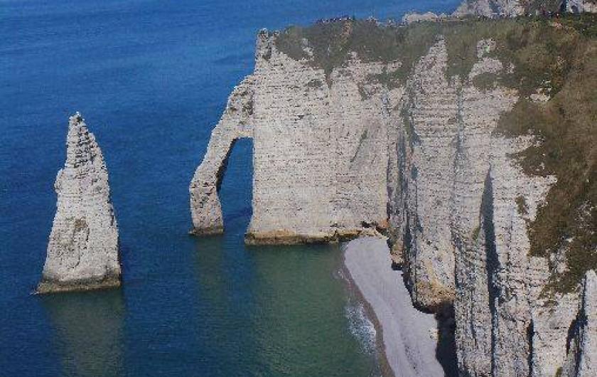 Location de vacances - Gîte à Criquetot-l'Esneval