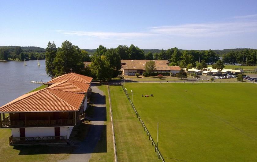 Location de vacances - Centre de vacances à Soustons - VUE D ENSEMBLE