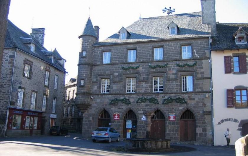 Location de vacances - Gîte à Saint-Jacques-des-Blats - Salers