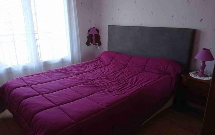 Location de vacances - Gîte à Saint-Jacques-des-Blats - chambre 3
