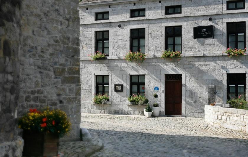 Location de vacances - Hôtel - Auberge à Celles