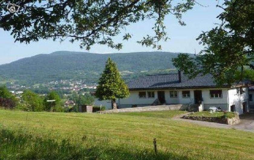 Location de vacances - Maison - Villa à Ramonchamp
