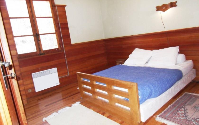 Location de vacances - Chalet à Saint-Bonnet-en-Champsaur - Chambre 20 m2 N°3 (1 ér étage)