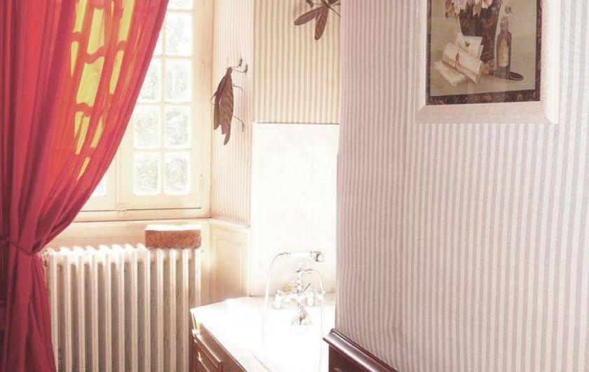 Location de vacances - Chambre d'hôtes à Cheffes - La chambre Butterfly