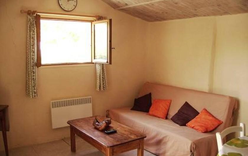 Location de vacances - Gîte à Vinsobres - Gîte Meynard