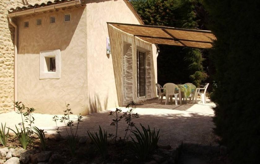Location de vacances - Gîte à Vinsobres - Gîte Lorie
