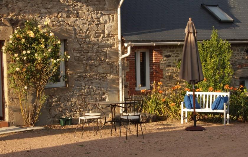 Location de vacances - Gîte à Saint-Maigner