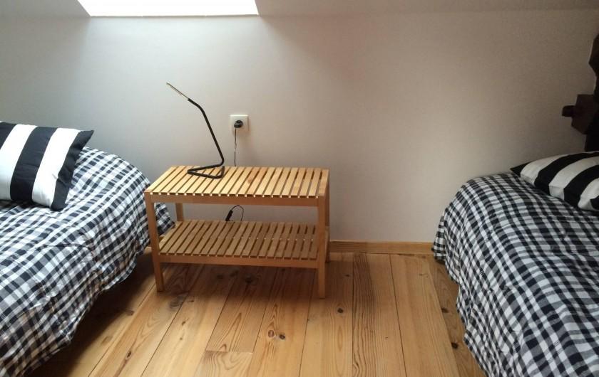 Location de vacances - Gîte à Saint-Maigner - Petite Chouette - chambre 4