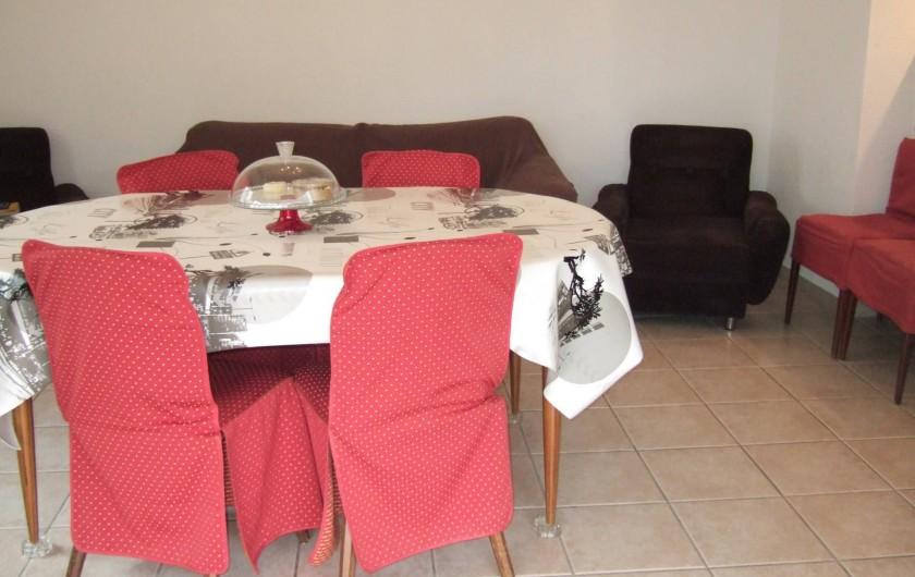 Location de vacances - Villa à Aubenas