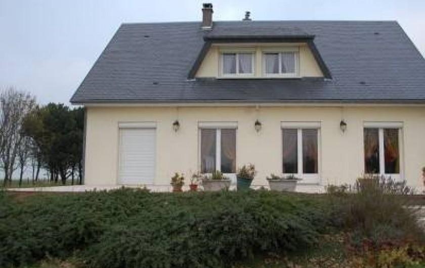 Location de vacances - Chambre d'hôtes à Cauville-sur-Mer