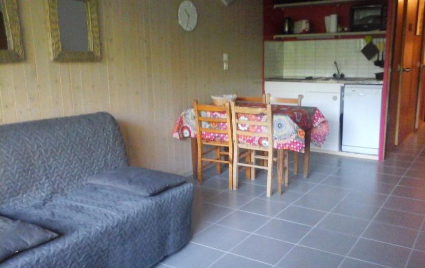 Location de vacances - Studio à Manigod