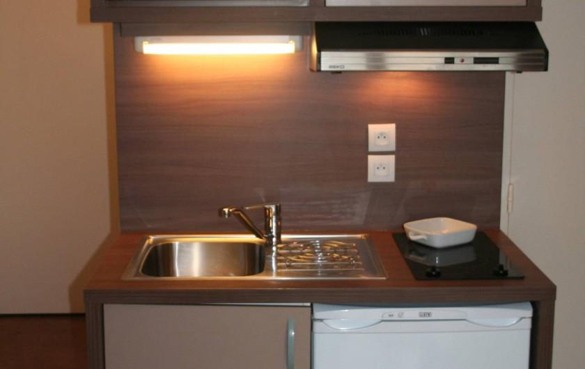 Location de vacances - Studio à Aix-en-Provence - Kitchenette