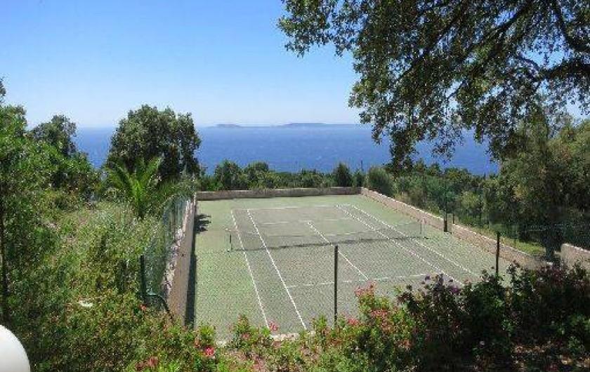 Location de vacances - Villa à Rayol-Canadel-sur-Mer