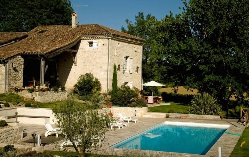 Location de vacances - Gîte à Saint-Martin-de-Beauville