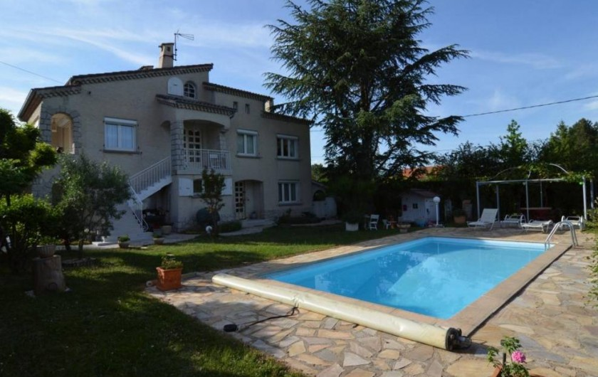 Location de vacances - Chambre d'hôtes à Aubenas