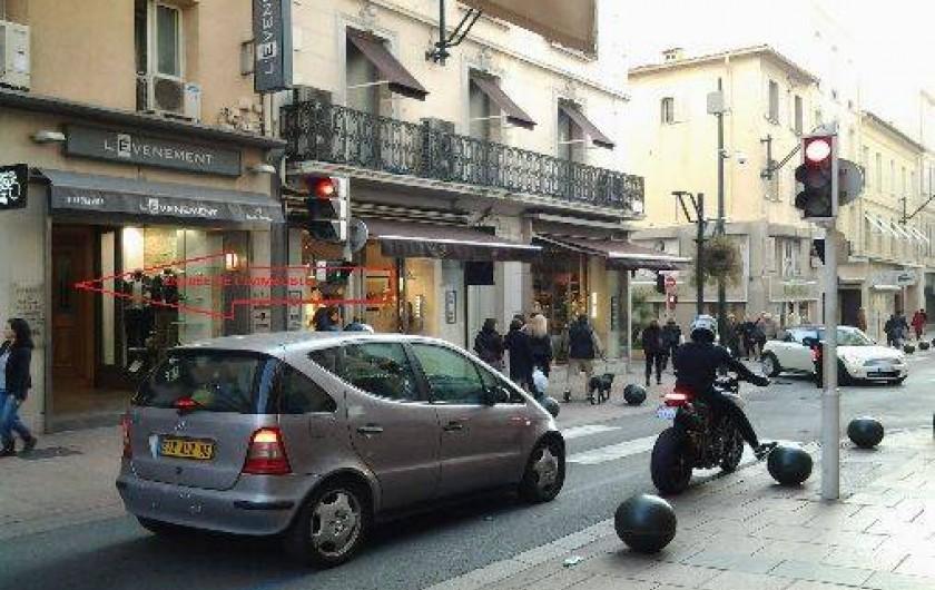 Location de vacances - Appartement à Cannes