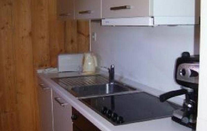 Location de vacances - Appartement à Montgenèvre