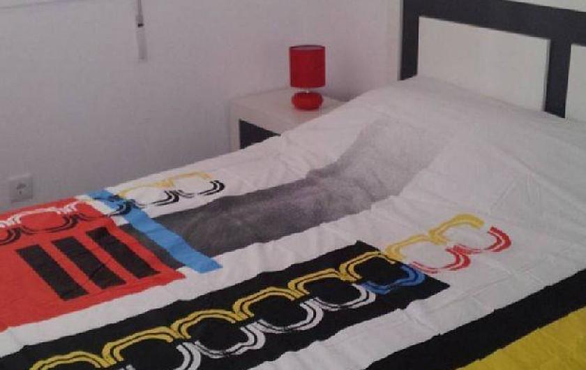 Location de vacances - Appartement à Santa Pola - Chambre parentale