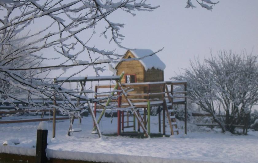 Location de vacances - Gîte à Flamierge