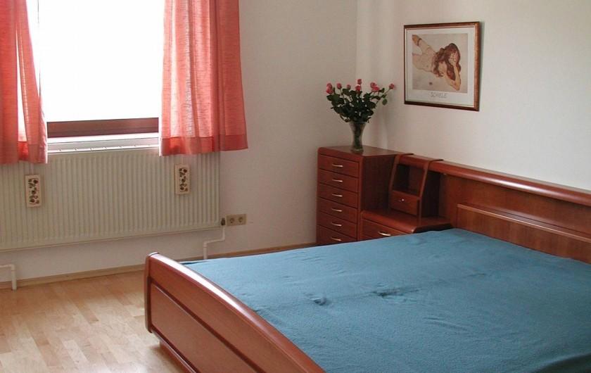 Location de vacances - Appartement à Vienne - l' un des chambres