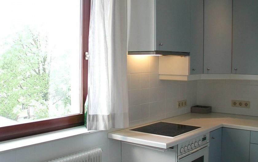 Location de vacances - Appartement à Vienne - La cuisine