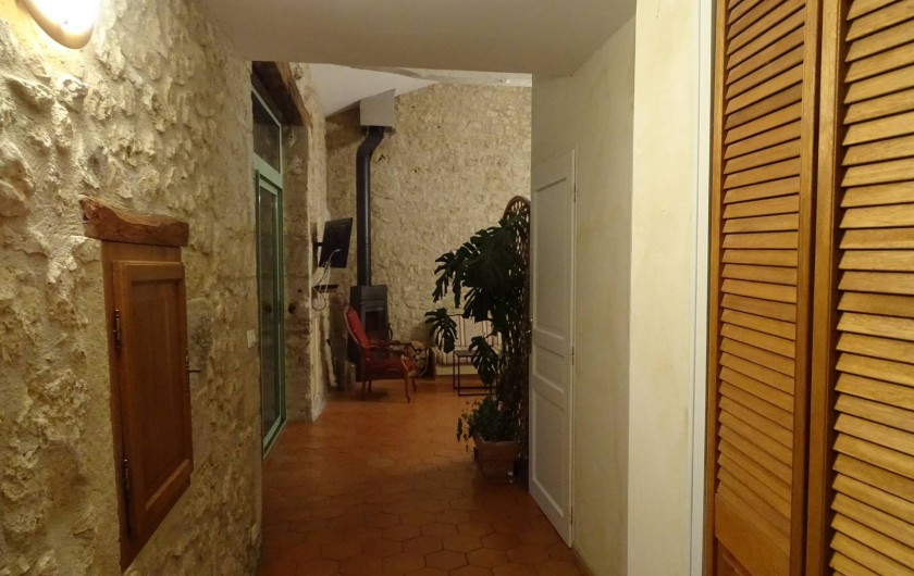 Location de vacances - Gîte à Conne-de-Labarde - Entrée