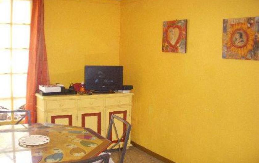 Location de vacances - Appartement à Letia