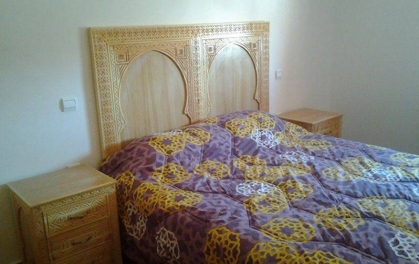 Location de vacances - Appartement à Marrakech