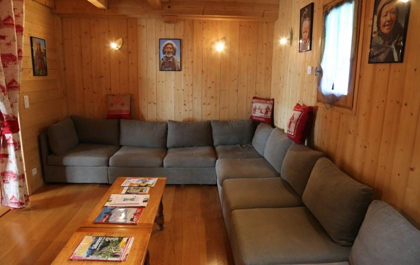 Location de vacances - Chalet à Passy