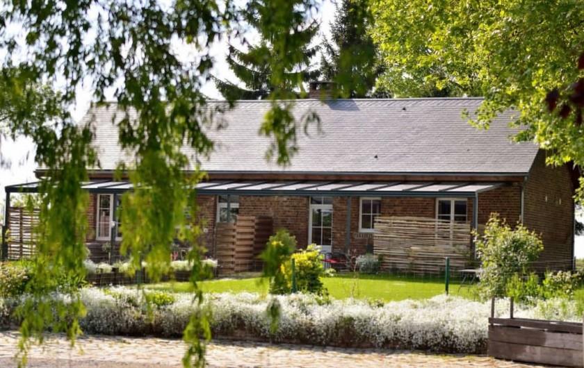 Location de vacances - Gîte à Marle - Gîte des Platanes